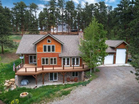Photo of 23111 Shoshone Rd, Indian Hills, CO 80454