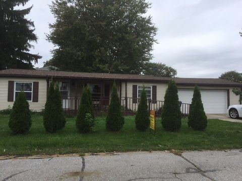 Photo of 200 N Vine St, Fountain City, IN 47341