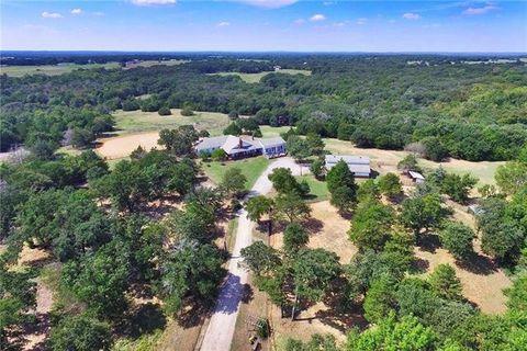1275 Quail Hill Rd, Whitesboro, TX 76273