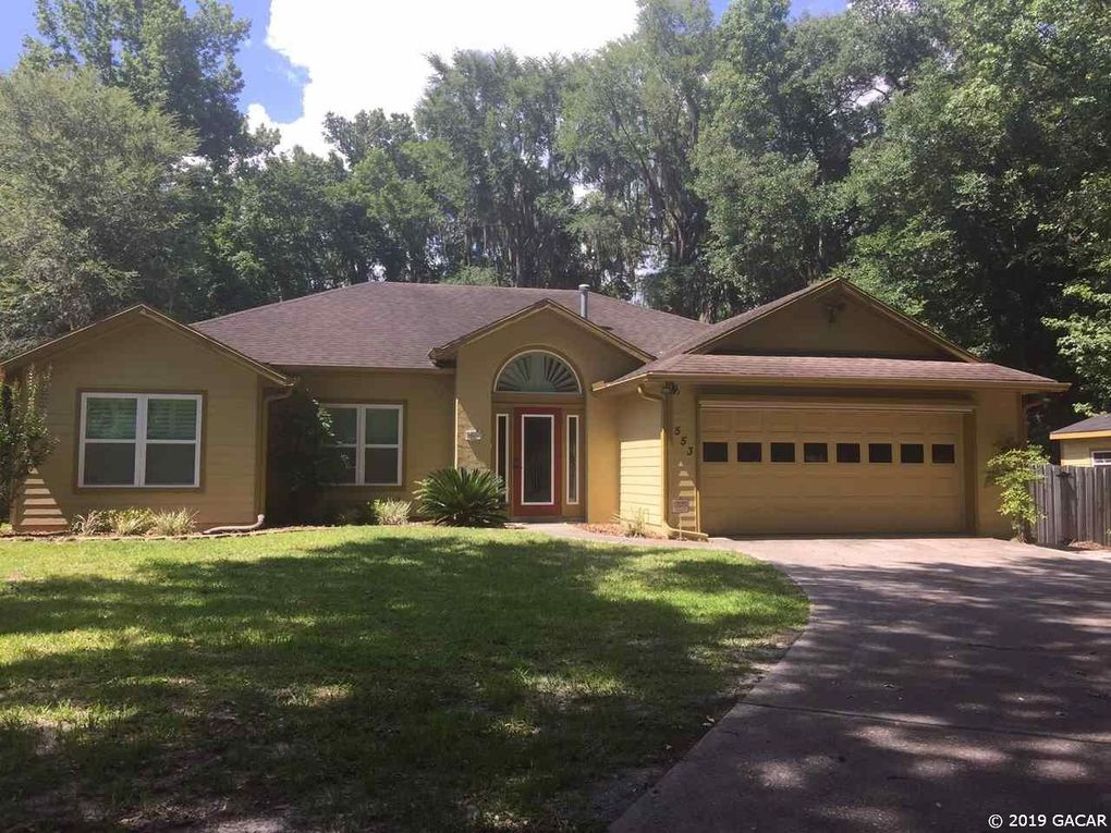 553 Nw 39th Dr, Gainesville, FL 32607