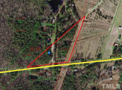 Photo of 17321 Nc 210 Hwy Lot 1, Angier, NC 27501