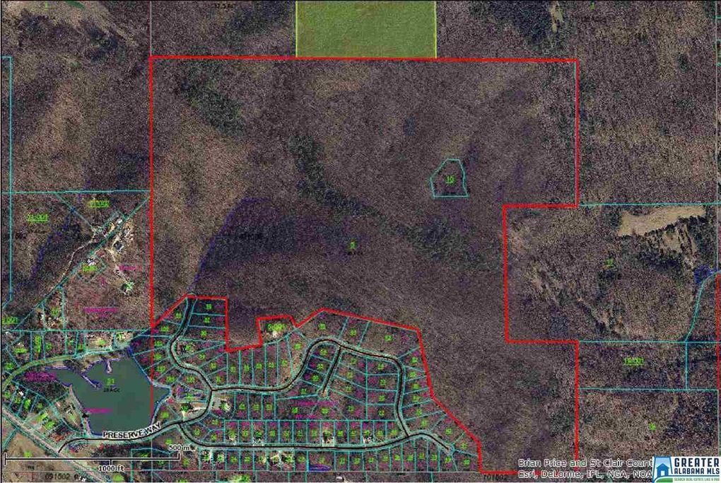 Preserve Way, Springville, AL 35146