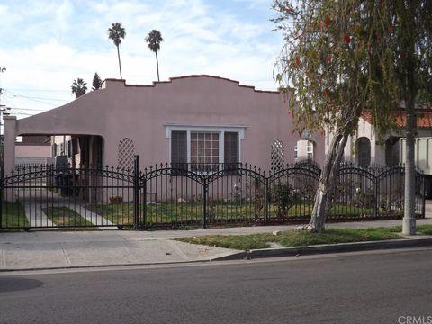 4167 Denker Ave, Los Angeles, CA 90062
