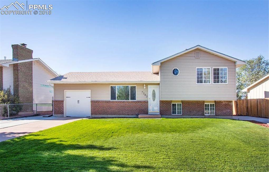 7365 Sullivan Cir, Colorado Springs, CO 80911