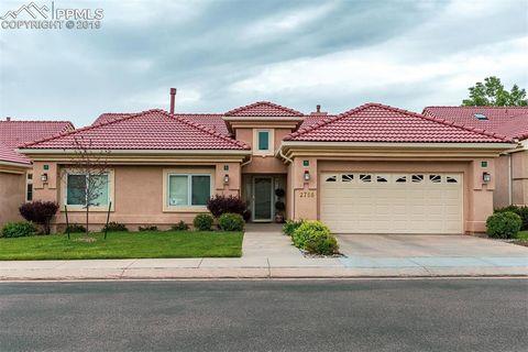 Groovy 2756 La Strada Grande Hts Colorado Springs Co 80906 Home Interior And Landscaping Ologienasavecom
