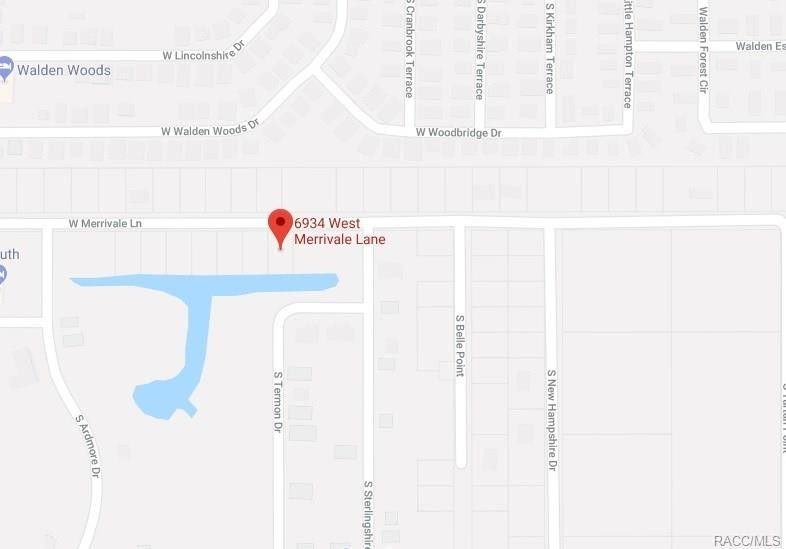 Homosassa Florida Map.6934 W Merrivale Ln Homosassa Fl 34446 Land For Sale And Real