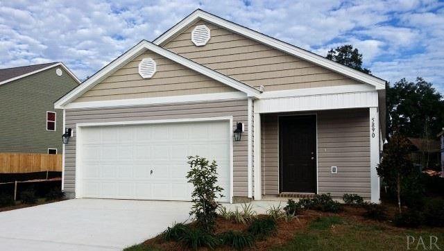 5882 Blackhorse Cir, Pensacola, FL 32526