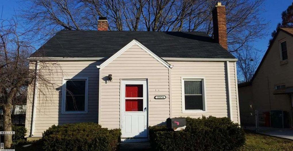 22174 Rausch Ave, Eastpointe, MI 48021