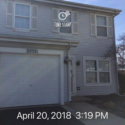 22321 W Niagara Ct, Plainfield, IL 60544