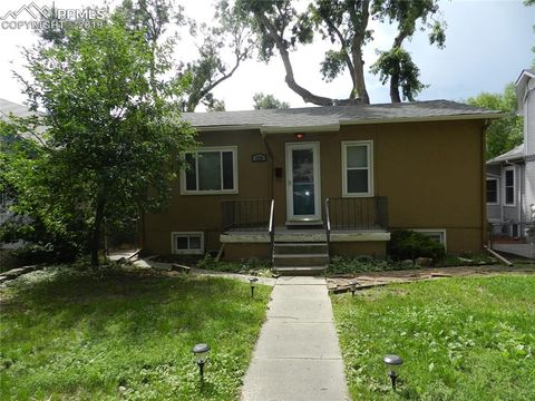 Photo of 1216 Custer Ave, Colorado Springs, CO 80903