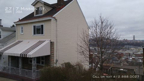 Photo of 2717 Mission St, Pittsburgh, PA 15203