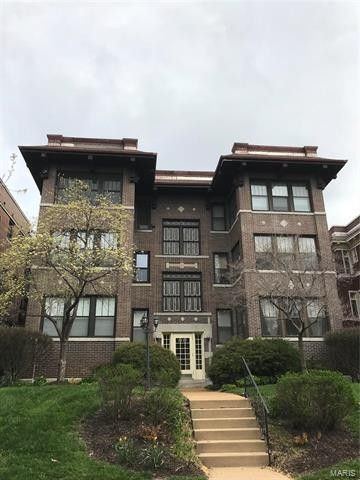 5527 Waterman Blvd Apt 3 W Saint Louis Mo 63112