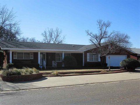 Photo of 607 N 20th St, Lamesa, TX 79331