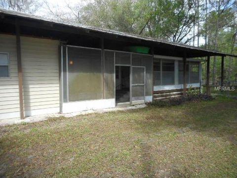 29163 Calvert St, Nobleton, FL 34661