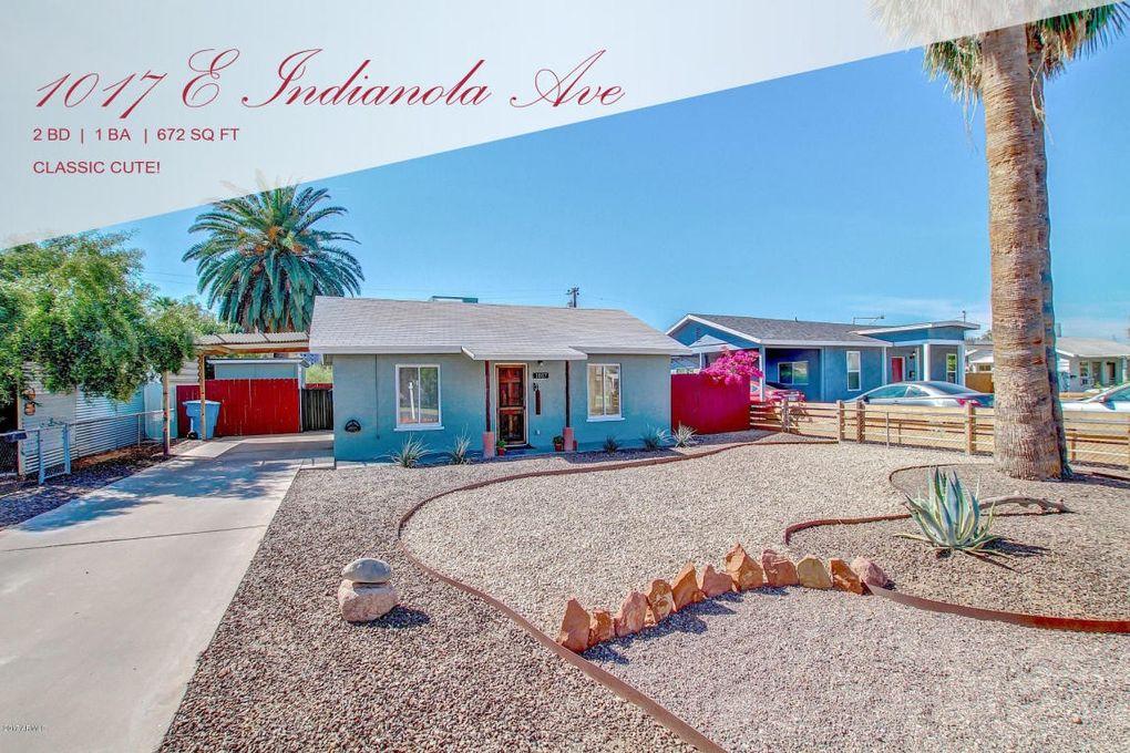 1017 E Indianola Ave, Phoenix, AZ 85014