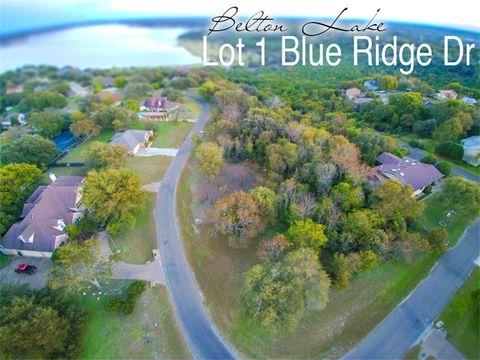 Photo of Blue Ridge Dr Lot 1, Belton, TX 76513