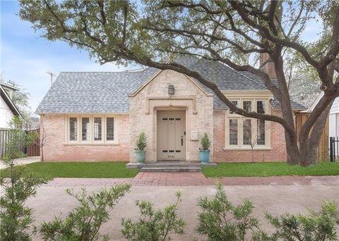 Photo of 4405 Mockingbird Ln, Highland Park, TX 75205