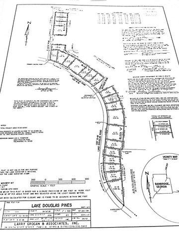 Lake Douglas Rd Lot A17 Bainbridge GA 39819