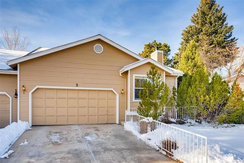 5 Canongate Ln, Highlands Ranch, CO 80130