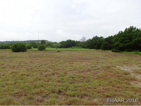 105 Vista Rd, Gatesville, TX 76528