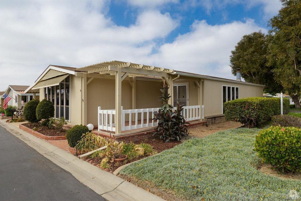 The Patrician Mobile Home Park Ventura Ca