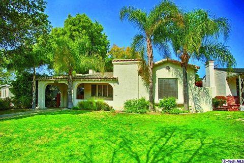 3223 Castera Ave, Glendale, CA 91208