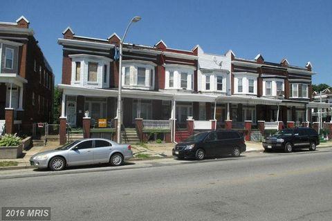 1214 Bloomingdale Rd, Baltimore, MD 21216