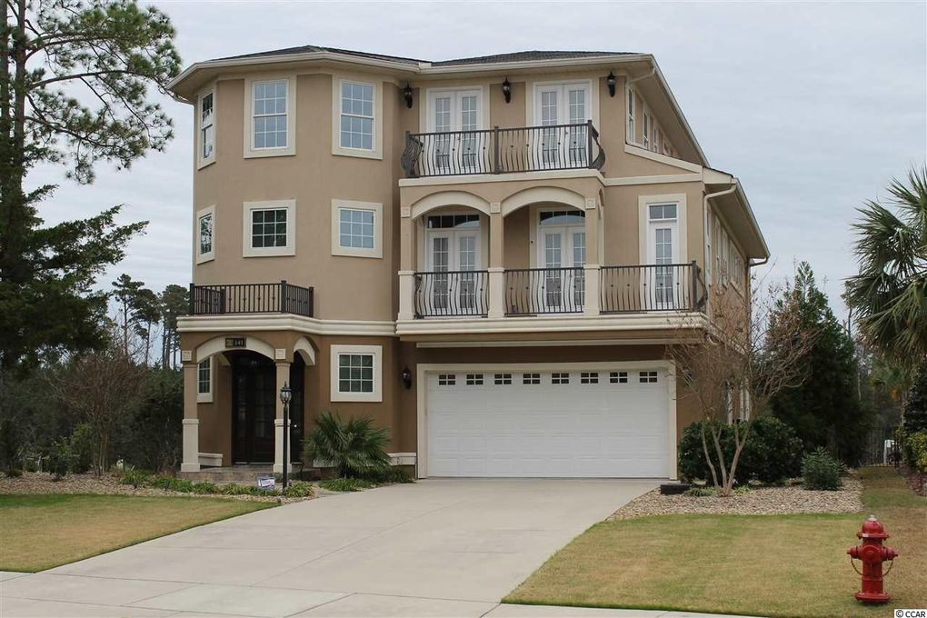 141 Avenue Of The Palms Myrtle Beach Sc 29579