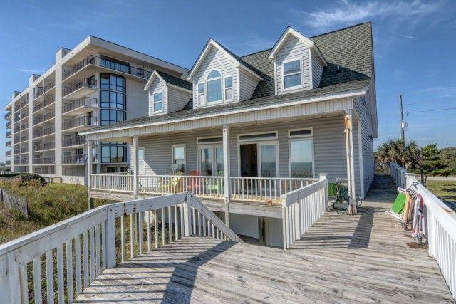 Oceanfront Real Estate For Sale Topsail Island Nc
