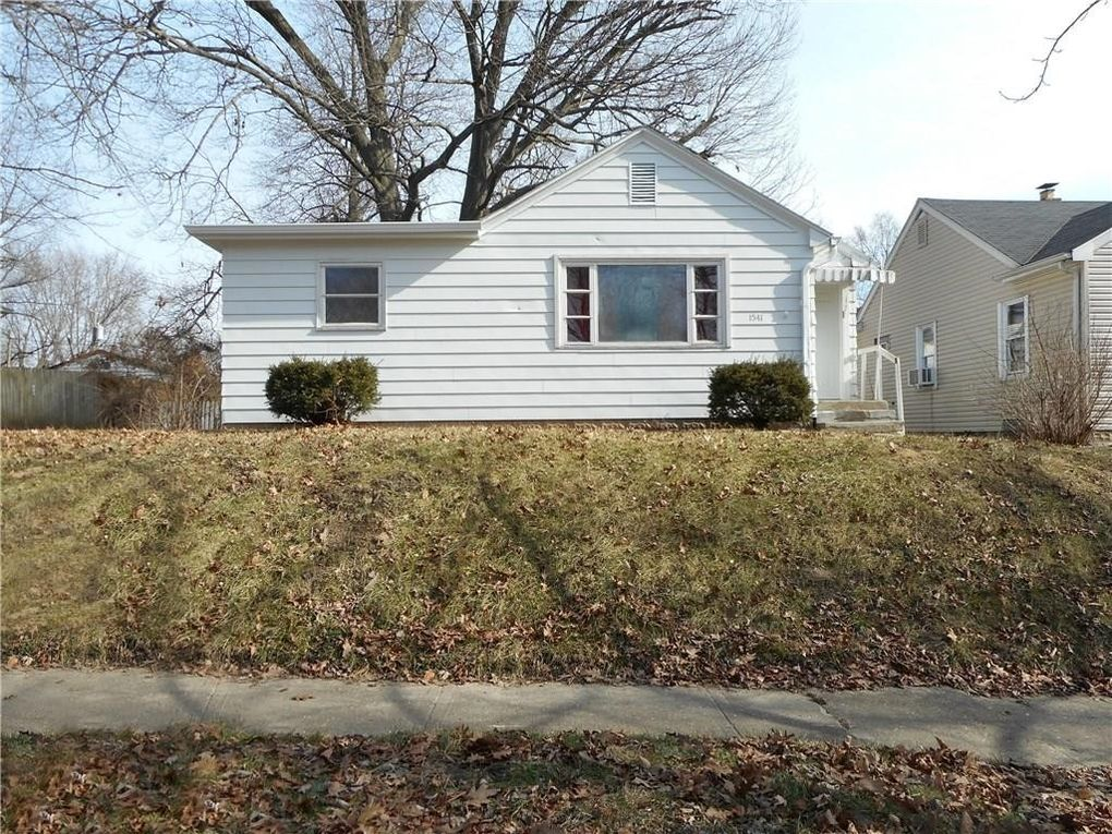 1541 N Temple Ave Indianapolis, IN 46201