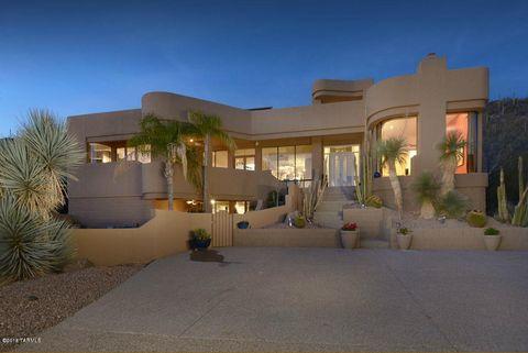 Ventana Tucson Az 5 Bedroom Homes For Sale