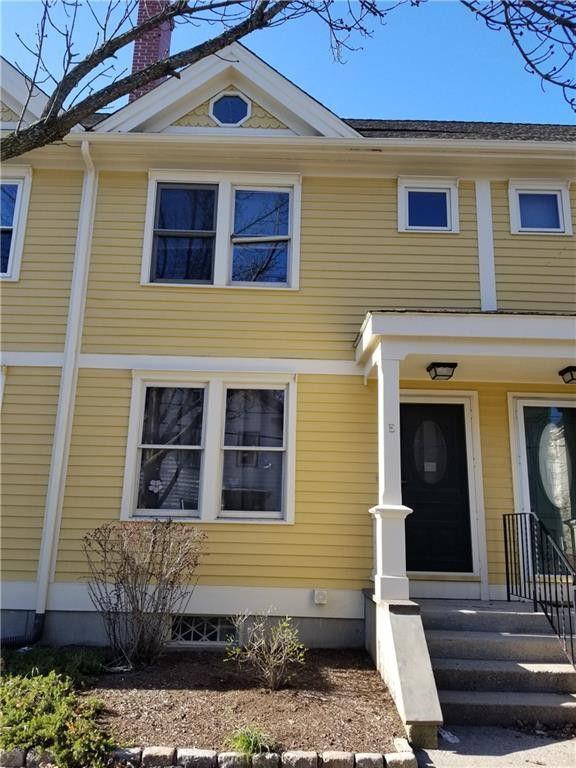 75 Willow St Unit 75 E, Providence, RI 02909