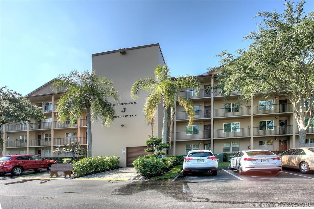 12750 SW 4th Ct Unit 309J Pembroke Pines, FL 33027