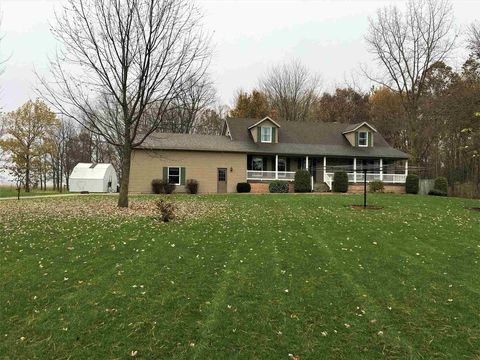 Photo of 9344 N 625 Rd W, Milford, IN 46542