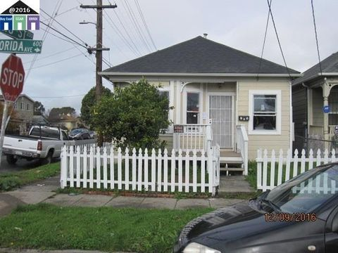 601 Florida Ave, Richmond, CA 94804