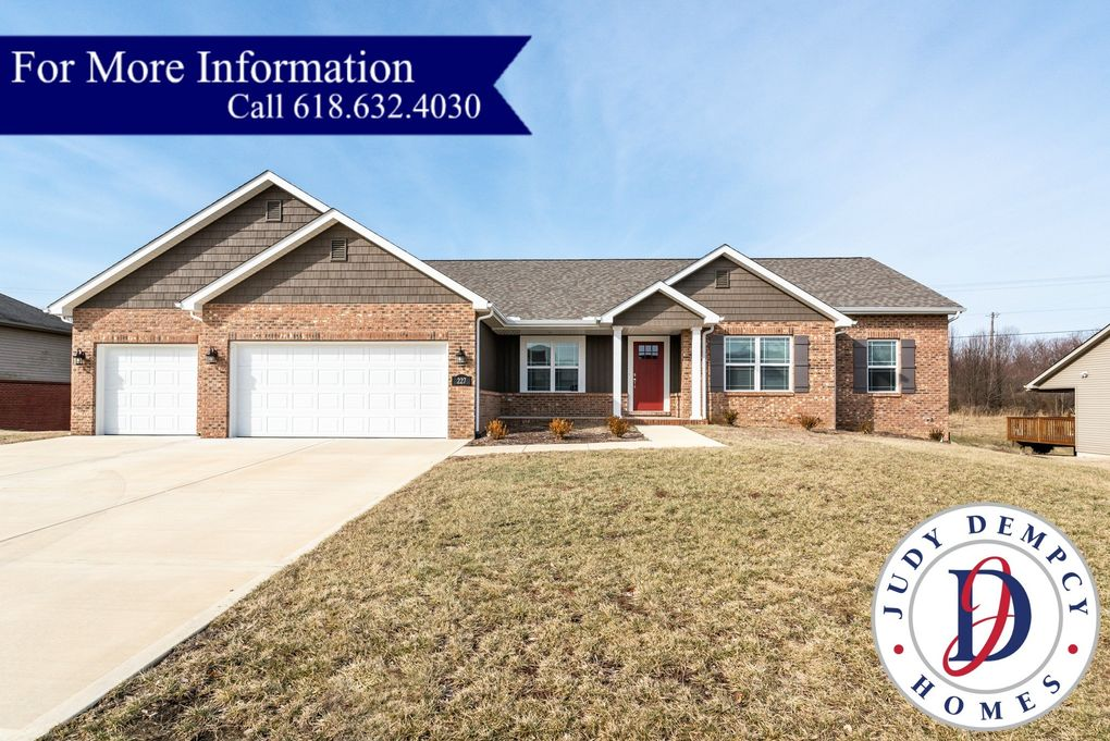 Fairview Heights Il >> 227 Arbor Meadows Ct Fairview Heights Il 62208