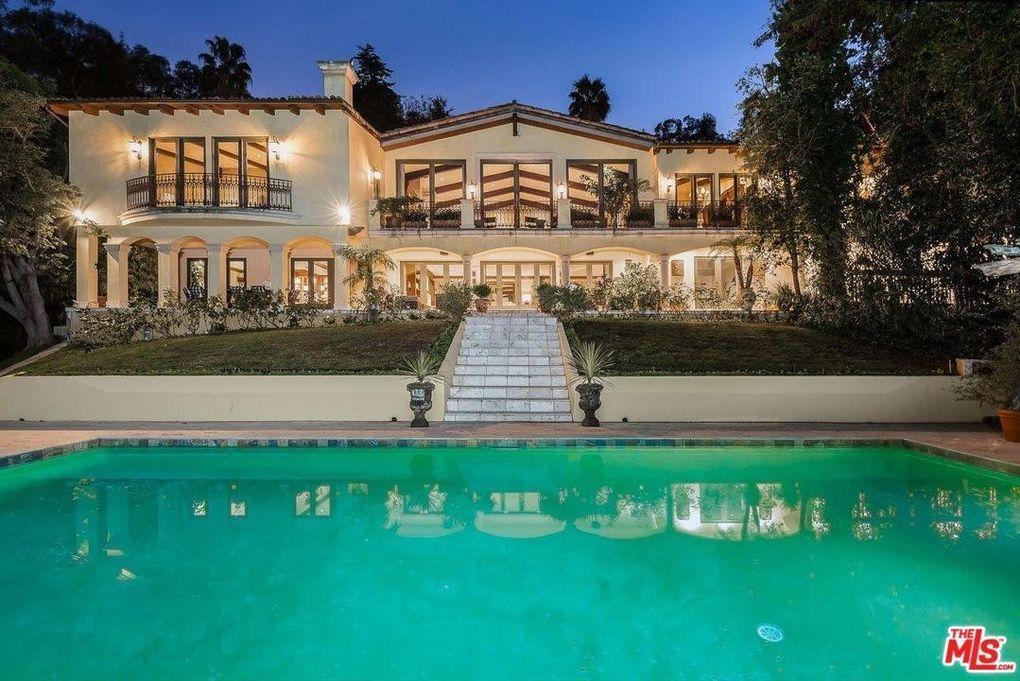 12753 Mulholland Dr, Beverly Hills, CA 90210
