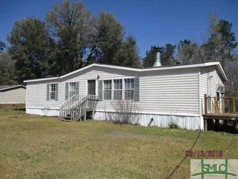 Richmond Hill GA 31324 Mfd Mobile Home