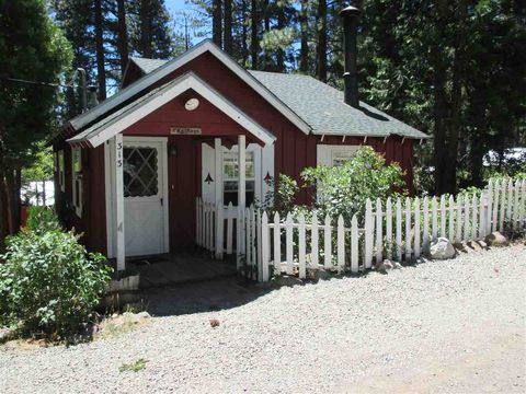 313 Coates Ave, Calpine, CA 96124
