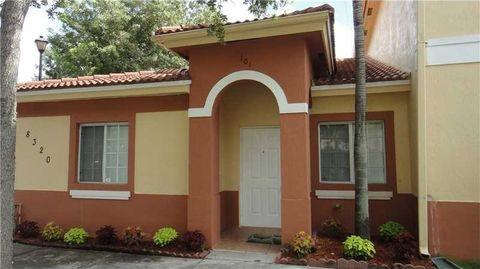 8320 Sw 150th Ave Unit 1, Miami, FL 33193