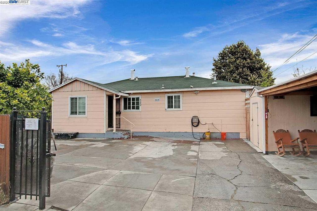 320 Darien Ave Oakland, CA 94603