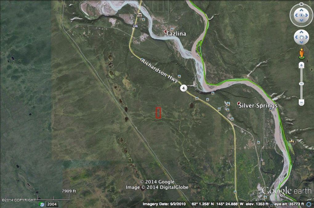 L7 B4 Ak State Survey Land # 79 42, Copper Center, AK 99573