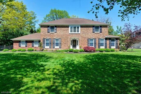 4 Bedroom Florham Park NJ Homes For Sale