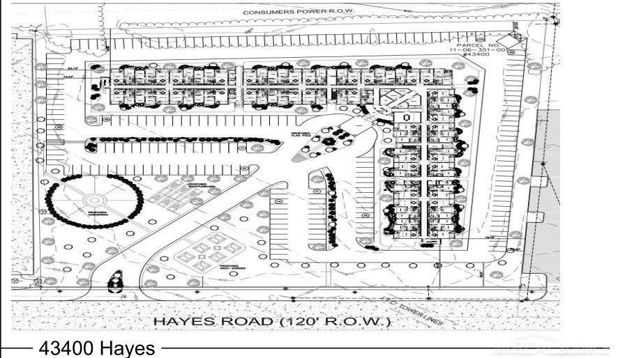 43400 hayes of lakeside senior living plz unit the clinton township mi 48038