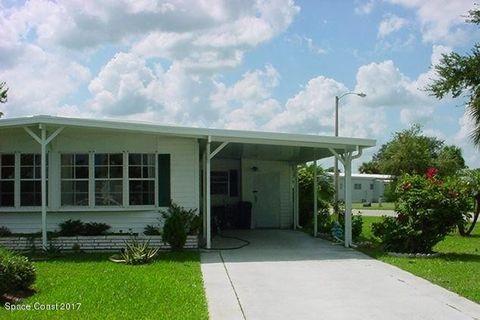 933 Spruce St, Barefoot Bay, FL 32976