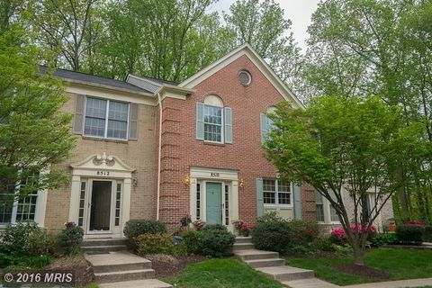 8510 Timber Pine Ct, Ellicott City, MD 21043