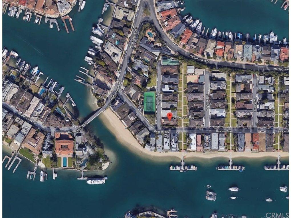 61 Beacon Bay Newport Beach Ca 92660