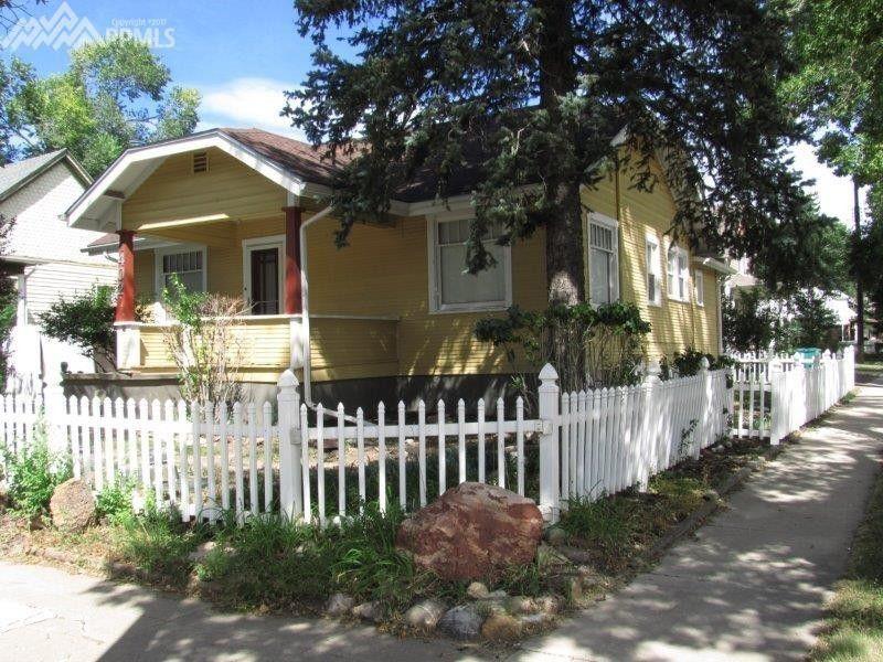 1402 W Colorado Ave, Colorado Springs, CO 80904