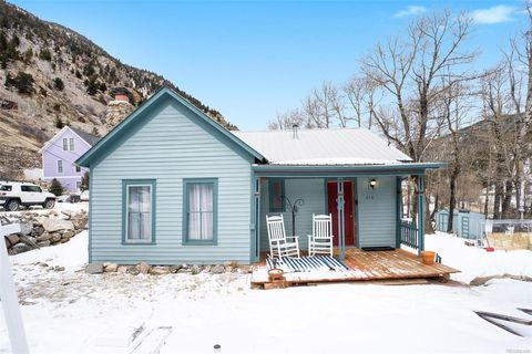 Photo of 610 N Charles St, Silver Plume, CO 80476