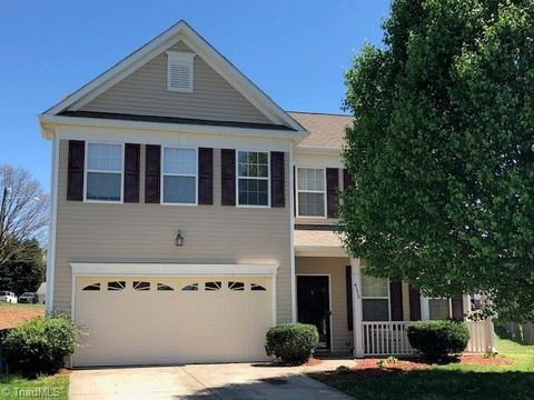 4272 Morning Ridge Ln, Winston Salem, NC 27101